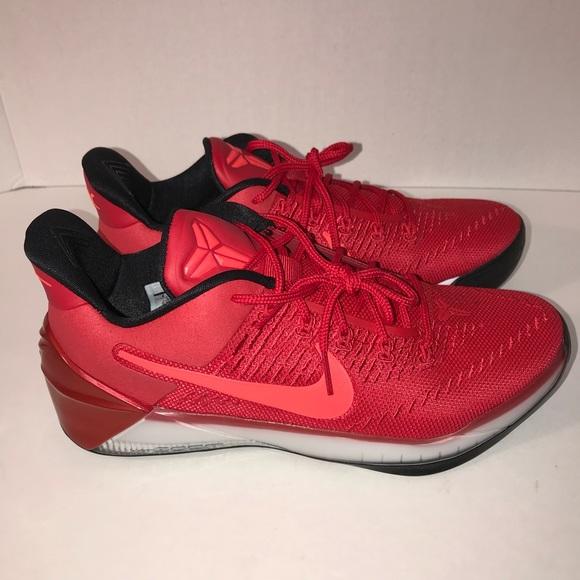 reputable site bc2d0 fe350 Nike Zoom Kobe AD University Red X-Mas FTB. NWT. Nike.  140  175. Size